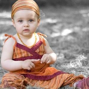 Sarouels bebe 12 mois