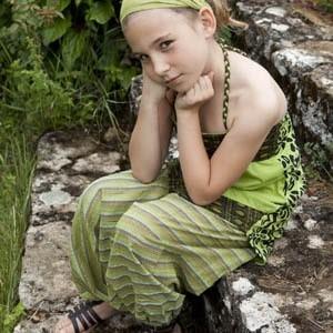 Sarouels fille 10 ans