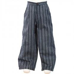 Pantalon hippie chico negro
