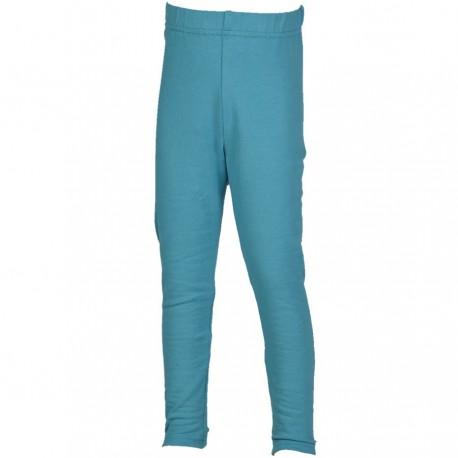 Legging enfant turquoise