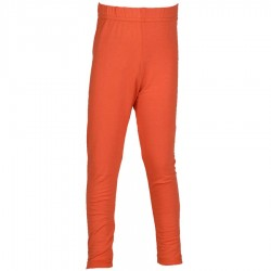 Legging enfant orange