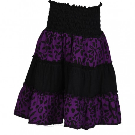 Jupe babacool fille violette