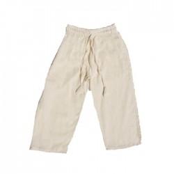 Pantalon baba cool blanc