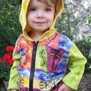 Vestes fillette 2 ans