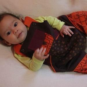 Salopette bébés 3 mois
