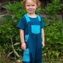 Salopettes garçon 4 ans