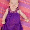 Robe bébés 6 mois