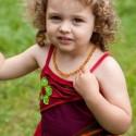 Robe fillette 2 ans