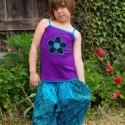 Pantalons fillettes 6 ans