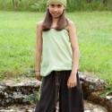 Pantalons fille 10 ans