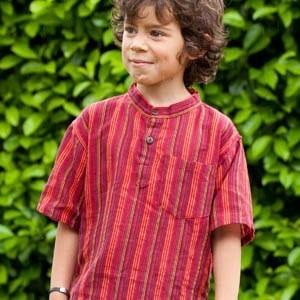 Chemise garçon 6 ans