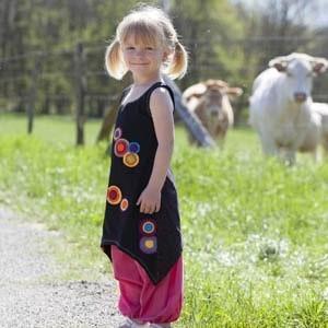 Sarouel fillettes 6 ans