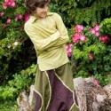Ethnic afghan trousers