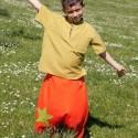 Pantalones afganos hippy