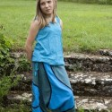 Kid ethnic afghan trousers