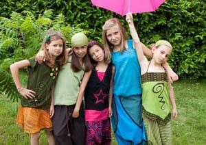 Mode ethnique