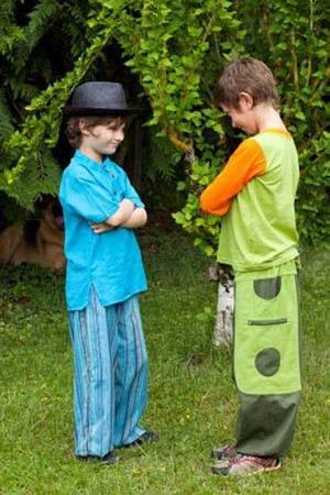 Pantalon coton enfant