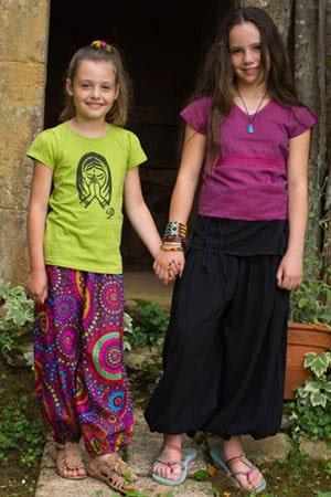 Pantalons bouffants