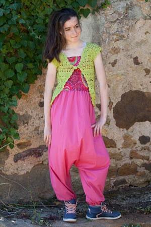 Robes sarouel