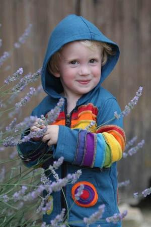 Vestes ethniques enfants