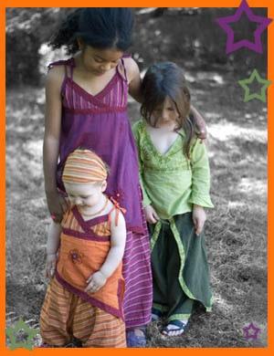 Vêtements enfants ethnique