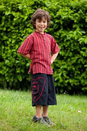 Vêtements garçons originaux